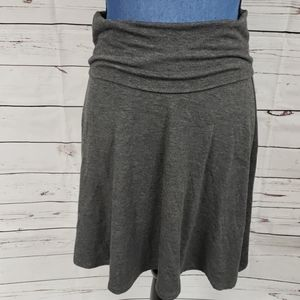 Like New Gray A-Line Old Navy Stretchy Ski…